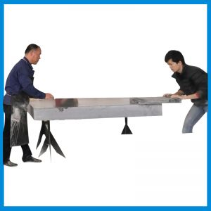 现场维修大理石平台 人工研磨精度修复-大理石测量平台维修价格