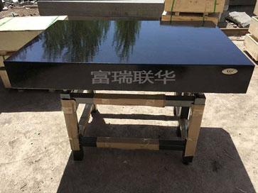 1500mm*1000mm*150mm大理石平台-高精度大理石平板案例